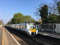 700036, Gipsy Hill (looper23) Tags: emu 700036 gipsy hill train thameslink april 2017 london railway