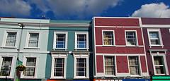 SUTTON (Surrey), Greater London - Any Colour You Like (4) (tonymonblat) Tags: sutton surrey suttonlondon suttonhighstreet london londonboroughofsutton building architecture suttonsurrey uk england britain greaterlondon outerlondon colourful windows victorian