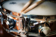 Rat a Tat Tat (13skies) Tags: saturday drum piccolosnare snare snaredrum chromefinish dixon drumsticks sound small thin higherpitch play drumming response loud hit sonyalpha100 music band songs beat fill batterhead snap