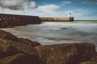 Un port fortifié