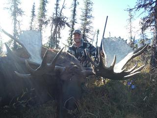 Alaska Dall Sheep Hunt & Moose Hunt 22