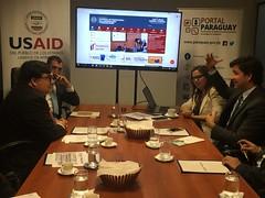 Visita Francisco Palmieri 18/04/17 (Secretaría Nacional de Tecnologías de la Informa) Tags: usaid departamento de estado eeuu