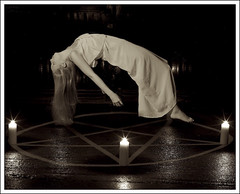 The Sacrifice 001 (my art through photography) Tags: hasselblad h4d31 occult offering sacrifice satanic ritual pentagram