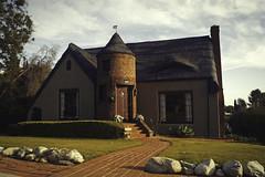 A Fairy Tale House (Bodie Bailey) Tags: californiacalp whittiercalp whittierhillscalp oneweekendinwhittier house storybook whimsy