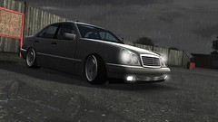 Mercedes-Benz | LFS (ᗰᗩƬᕼᕮᑌᔕ〇 .) Tags: lfs mercedes liveforspeed benz w210 e200