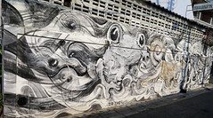 graffiti and streetart in chiang mai (wojofoto) Tags: graffiti streetart thailand chiangmai wojofoto wolfgangjosten cas drcas