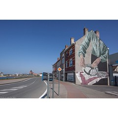 In all it's glory @h_y_u_r_o's beautiful painting for @thcrstlshp in #ostend #belguim. #wallkandy #hyuro #art #painting #mural #thecrystalship #streetart #fb #f #t #p (Photos © Ian Cox - Wallkandy.net) Tags: wallkandy art photography ian cox gallery street graffiti document streetart canon