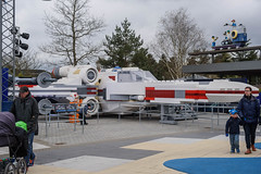 20170429 DSC_9630 LEGO Star Wars T-65 X-wing starfighter (quart71) Tags: billund brick danmark lego legoland starwars t65 t65xwingstarfighter xwing denmark outdoor starfighter xwingfighter