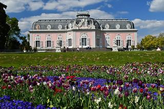 Schloss Benrath in Düsseldorf-Benrath