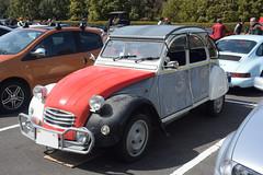 tamttd17023b (tanayan) Tags: car automobile cg club toyota museum tam aichi nagakute japan ttd 愛知 長久手 日本 トヨタ nikon v3 french citroen 2cv
