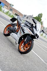 KTM RC390 2015 (Nick Kuijpers) Tags: ktm rc390 rc 390 2015 motorbike motorcycle nikon d800 photography