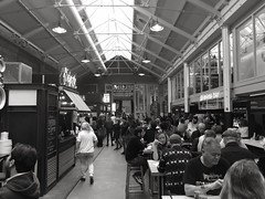 Foodhallen in Oud-West (Amsterdam, The Netherlands 2017) (paularps) Tags: arps paularps netherlands nederland amsterdam citytrip dining wijnspijswandeling wijn wine hallen foodcourt amsterdamwest uitgaan culture europa europe