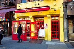 Cara Mia (k4eyv) Tags: caramia italian restaurant newyorkcity newyork manhattan timessquare leica leicaq
