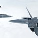 Two F-22s