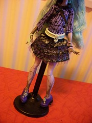 Monster High Twyla 13 Wishes (MyMonsterHighWorld) Tags: monster high doll wishes dustin 13 twyla
