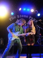 Mark Muller and Daughter Erica Muller (Chris Kelly Images) Tags: park stone dead live asburypark pony shore jersey asbury jerseyshore on the thestonepony deadonlive