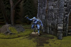 Vampire Counts Ghoul King (Blue Table Painting) Tags: chaos vampire warhammer