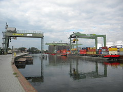 Berlin - BEHALA Westhafen 29-09-2012 (Detlef Wieczorek) Tags: berlin hafen westhafen behala