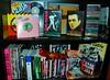 Clash Collection (Marc Osborn) Tags: rock books clash collection cds dvds theclash joestrummer mickjones
