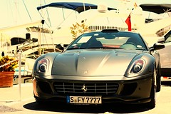 Ferrari 599 Hamann (Juan Domínguez Salvador) Tags: cars puerto weekend ferrari luxury coches marbella supercars hamann banus berlinetta 599 fiorano deportivos vivasaab