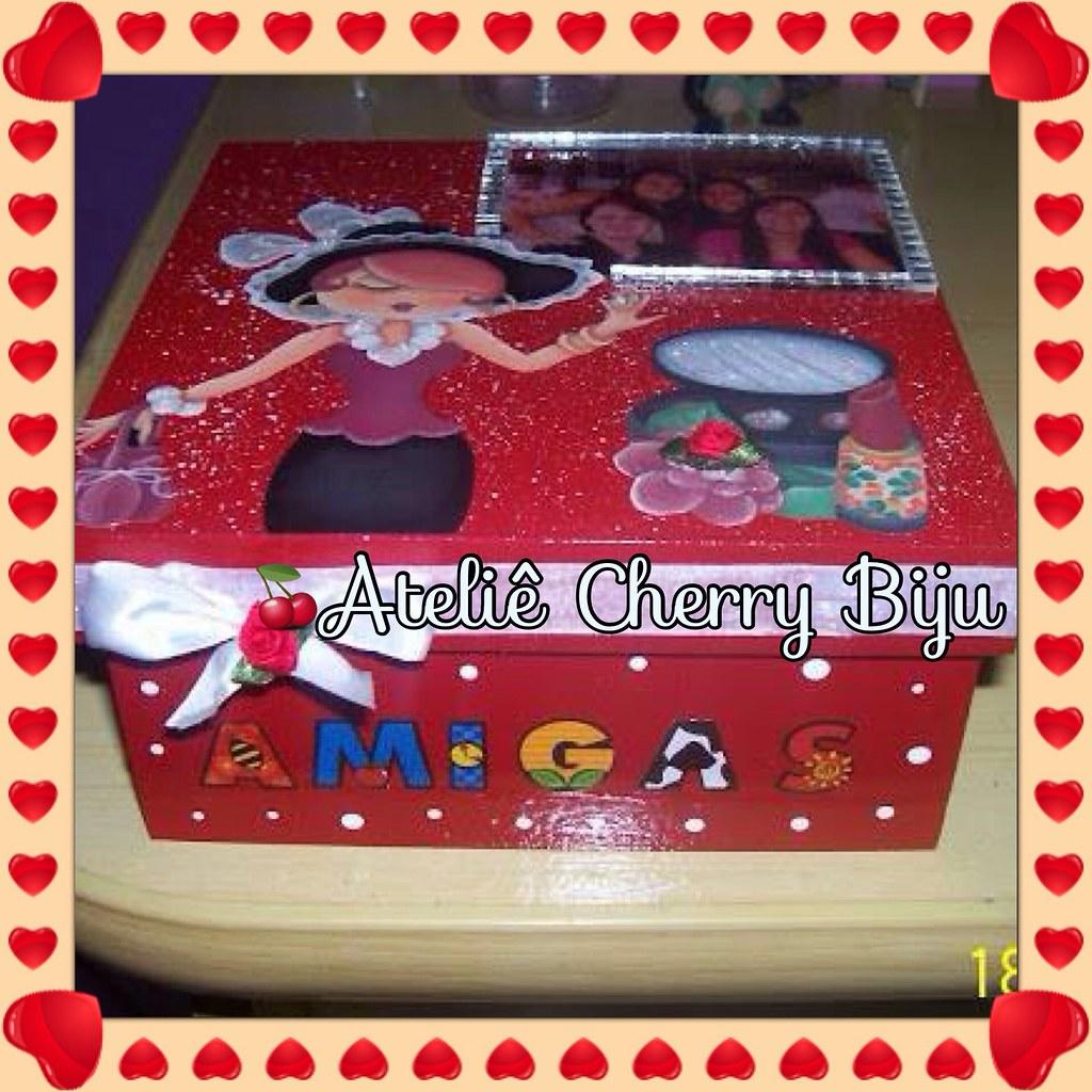 Biju (ateliecherrybiju) Tags: artesanato biscuit reciclagem madeira  #B61525 1024x1024