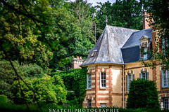 Chateau de Sauvage #2 (Snatch Photographie) Tags: lighting light wild wallpaper orange paris france green castle nature colors beautiful forest canon french photography eos 50mm zoo perfect photographie natural fake style scene best full clean passion beast hd f18 chateau scenes foret parc hdr couleur fond francais lightroom ecran sauvage fonddecran fullhd 1100d snatchphotographie