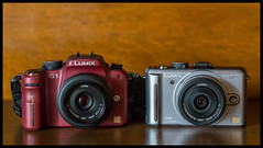 Panasonic Lumix G1, GF1 (maoby) Tags: camera holiday history look vintage rouge lumix montréal jobs earth images cameras pixel take presentation top10 follie pourpre