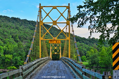 Little Golden Gate of Arkansas (David Davila Photography) Tags: vacation beaver arkansas 2013 nikond800