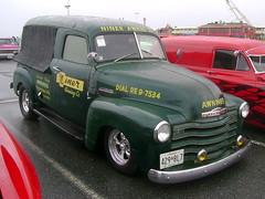 1948 Chevy Thriftmaster Canopy Express (splattergraphics) Tags: 1948 chevrolet truck awning chevy hotrod custom carshow oceancitymd niner canopyexpress thriftmaster cruisinoceancity
