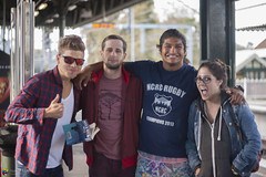 Group of strangers (Nathan Murphy) Tags: people photography photo amazing nathan lol views terrible faves horrible n5 strathfield likes murphy bahaha canonef50mmf18ii canon40d nathanmurphy copyrightnathanmurphy2013 nathanmurphy5