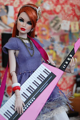 Erin (dollinterrupted) Tags: fashion high doll erin end envy diorama
