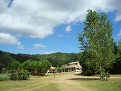 Camping de Labau, Ladern-sur-Lauquet, France
