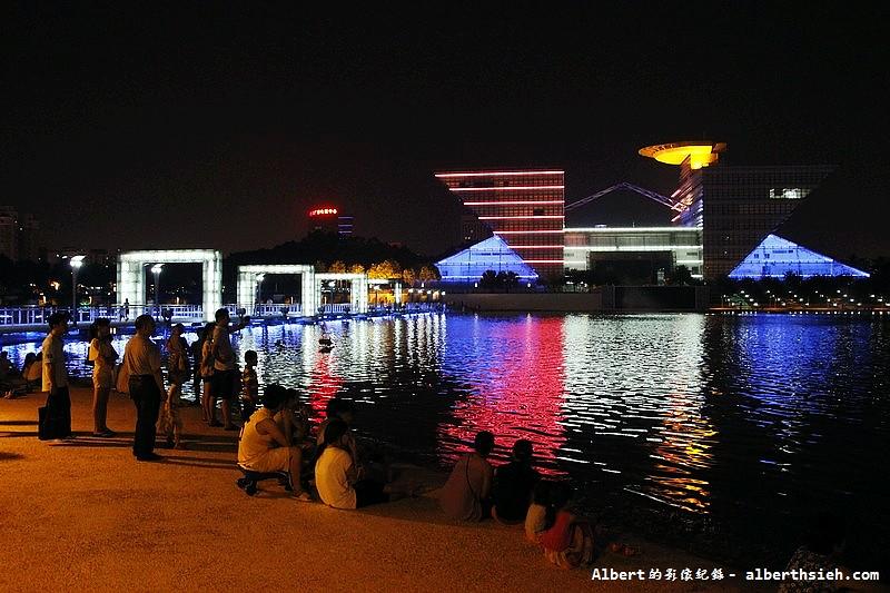 【東莞夜生活】亞洲第一廣場&玉蘭大劇院 (11)