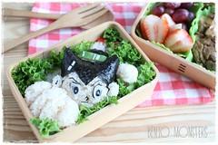 IMG_8407 (bentomonsters) Tags: bento lunchbox foodart astroboy charaben kyaraben