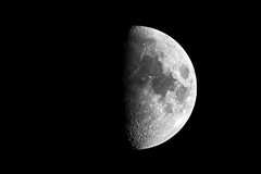 objectif lune ! (STEPHANE COSTARD PHOTOGRAPHIE) Tags: light sky moon lune canon space 400mm