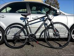 Trek DS 8.4 2013 (eugene.photo) Tags: california bicycle trek unitedstates sanjose trekds84 trekds