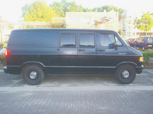 dodge van 1994 ram 250 v8meetings