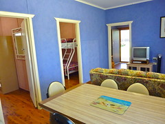 "Kookaburra Cottage main room • <a style=""font-size:0.8em;"" href=""http://www.flickr.com/photos/54702353@N07/9798860464/"" target=""_blank"">View on Flickr</a>"