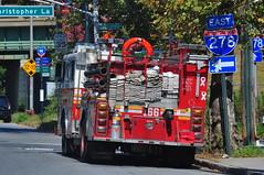 FDNY Engine 166 (Triborough) Tags: nyc newyorkcity ny newyork engine firetruck fireengine statenisland fdny bullshead seagrave richmondcounty graniteville newyorkcityfiredepartment engine166