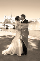 DSC_8847sep (Andrey_Malgin) Tags: wedding summer white black paris love beautiful beauty seine bride couple dress happiness husband wife romantic suite mariage bridegroom trocadero