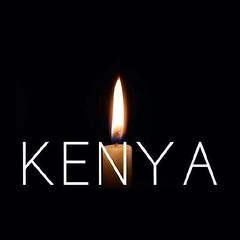Social media symbol of sympathy for Kenya afte...