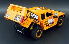 03 (LegoMarat) Tags: lego rally technic dakar raid hummer pf modelteam moc powerfunctions