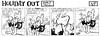Holiday Out 806 (Michael Vance1) Tags: art comics artist satire humor goose comicbook parody comicstrip cartoonist funnyanimals