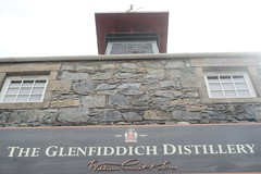 2013-07-31 S9 JB 64078# (cosplay shooter) Tags: uk greatbritain scotland highlands unitedkingdom gb whisky distillery sco singlemalt glenfiddich malt maltwhisky dufftown 100x x201501