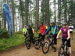 Mountain Bikes at Clunes