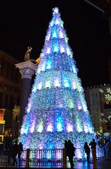 Las Vegas Christmas Tree
