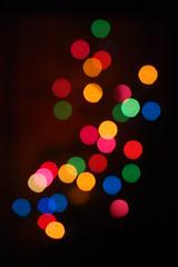 (~Ranveig Marie~) Tags: pictures christmas xmas pink blue light red abstract colors yellow norway natal dark weihnachten season outside lights navidad norge holidays colorful colours dof photos bokeh norwegen images christmastree celebration  colourful jul scandinavia hordaland jol kerstmis jl vianoce juletre hytid bmlo  farger gren sunnhordland  skandinavia fargerik boenarodzenie vnoce julud crciun kersfees bokehballs ziemassvtki  christusfees sirkulrbokeh bokehsirkler vision:sunset=0697 vision:sky=06 vision:flower=0576 ranveigmarienesse ranveignesse