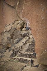 Ken - Chain Reaction (Teacozy Design & Photography) Tags: park water sport rock oregon 35mm nikon state hiking f14 climbing trail sterling d3 crookedriver blackdiamond petzl mammut arcteryx lasportiva smithrocks