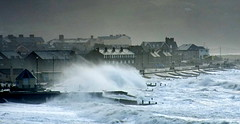 Storm surge at Barmouth. (Defabled) Tags: high tide barmouth