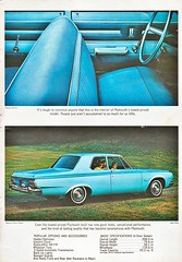 1964 Plymouth Savoy (Rickster G) Tags: car sport ads flyer 60s muscle satellite plymouth convertible literature 1966 transit valiant belvedere hemi mopar sales brochure rapid savoy 440 fury wedge compact 1964 1965 dealer 340 426 petty gtx 383 4406 sixbarrel scatpack